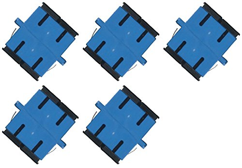 Fiber Optic Cable Adapter/coupler LC-LC Duplex Multimode 5