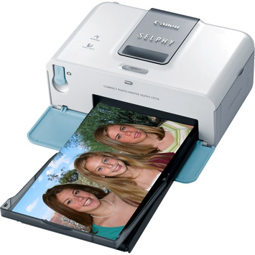 Canon SELPHY CP510 Compact Photo Printer – CameraProsy