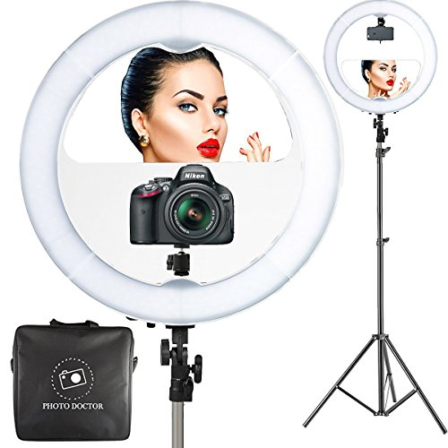 Professional Studio Photography Dimmable Lighting Kit For