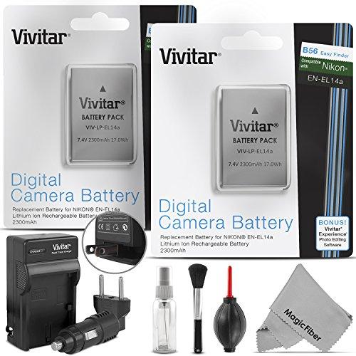 Neewer NW565EX i-TTL Slave Flash Kit for Nikon DSLR Camera
