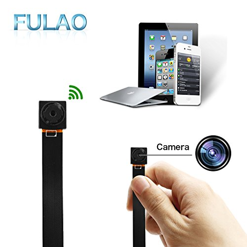 Hidden Camera,AOBO 1080P HD Spy Camera Mini Wireless WIFI