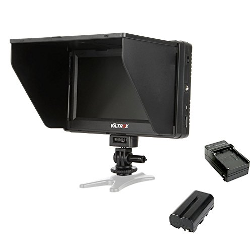 VILTROX DC-70 II 4K HDMI Field Monitor 7″ TFT LCD HD video