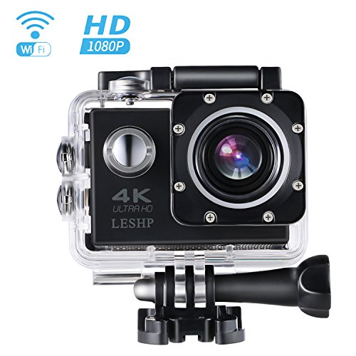 how to connect action camera hd 1080p to phone