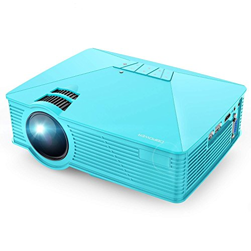 Mini Projector Dbpower Gp15 50 Brighter Portable Lcd