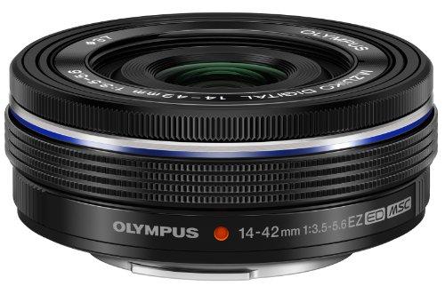 Olympus 14 42mm F3 5 5 6 Ez Interchangeable Lens For