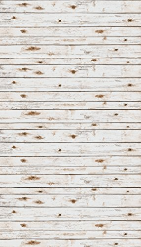 ella bella photography backdrop paper white washed wood 48 x 12