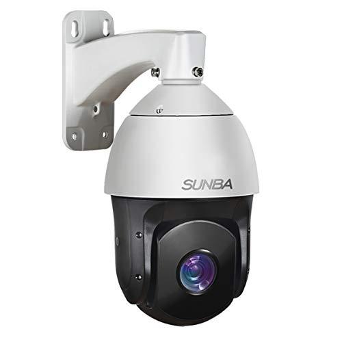 SUNBA 601-D20X IP PoE+ High Speed PTZ Outdoor Security Camera, 20x