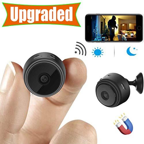 Upgraded Spy Camera Wireless Hidden Cameras Mini Wifi Cam
