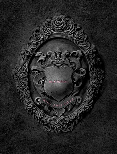 YG Blackpink – Kill This Love Black ver  2nd Mini Album CD+