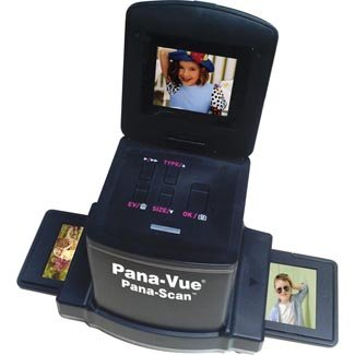 Pana-scan 120 Stand-alone Transparency & Film Scanner – CameraProsy